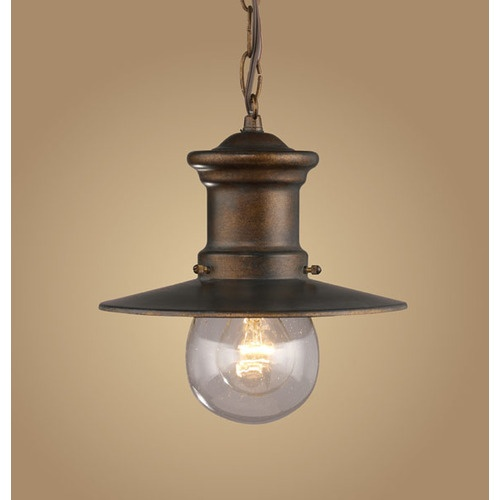 After way too many hours of searching for kitchen pendant lights...LOVE these from Lowe's of all places: Westmore Lighting 1-Light Hazelnut Bronze Outdoor Pendant