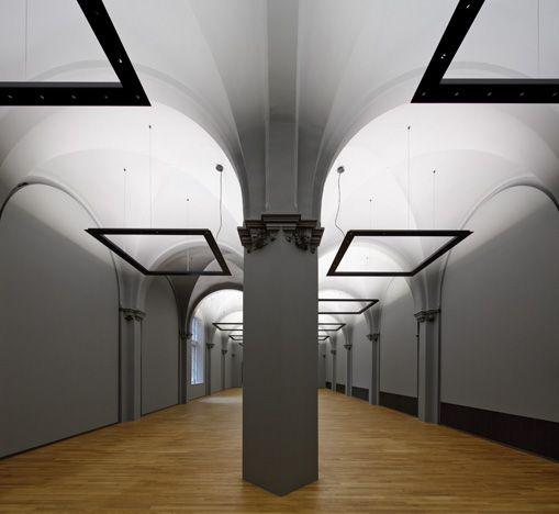 Cruz y Ortiz - Exhibition spaces in the New Rijksmuseum, Amsterdam 2012. Photos (C) Pedro Pegenaute.