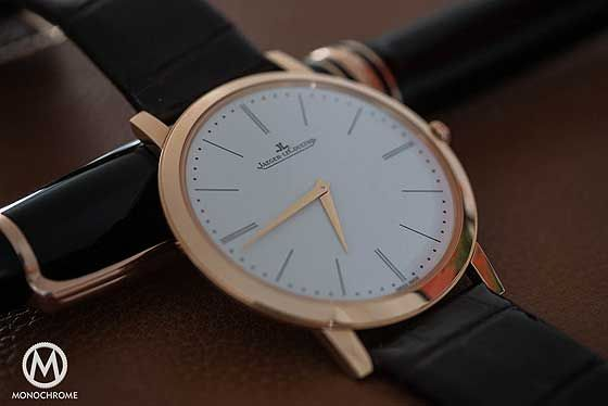 Jaeger-LeCoultre Master Ultra-Thin - front