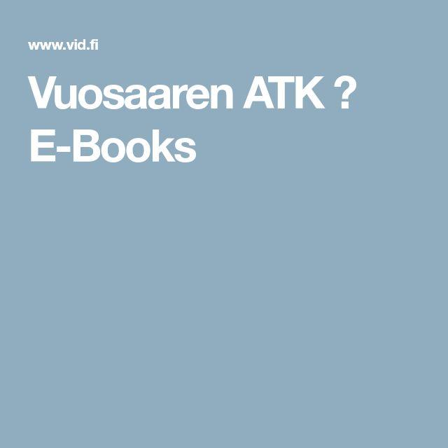 Vuosaaren ATK ➟ E-Books