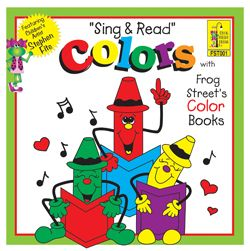 First Things First: Singing the Rainbow!/Color word songs