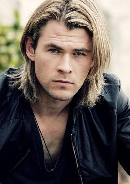 Stupendous 1000 Images About Nordic Men On Pinterest Models Long Haired Hairstyles For Women Draintrainus