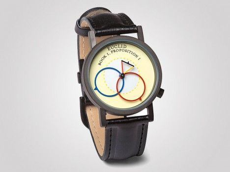 Euclid Watch - Featuring Euclid's Proposition