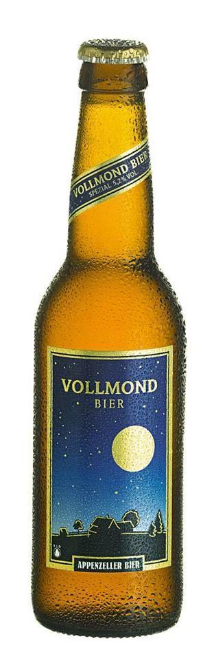 Appenzeller Vollmond  #Appenzeller Bier