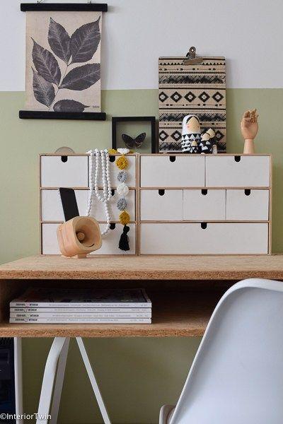 Hoekbureau Van Ikea.De Leukste Ikea Hacks Van Billy Boekenkast Tot Stuva Bank To Make