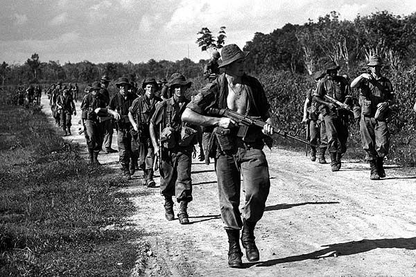 essay vietnam war in australia In a time for war: australia as a military power, john birmingham ponders the   war dreaming: the sanctification of anzac day and the eclipse of the vietnam.