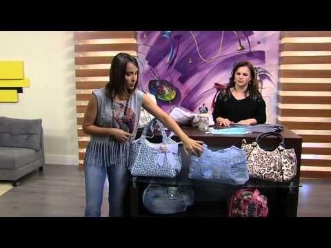 Mulher.com - 07/01/2016 - Bolsa Carla - Mara Dias Uroz PT2 - YouTube