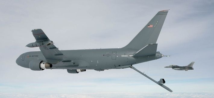 New Air Force Tanker Delayed Because It Can't Refuel Planes.