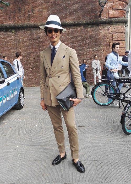 "takablotaro:  ""Street Style Pitti Uomo 90 - Day 1 - Stil Masculin .ro  """