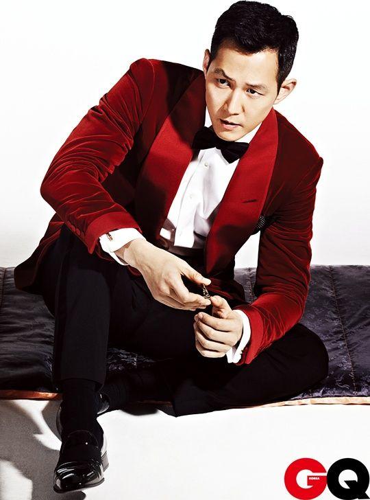 GQ, 2013.12, Lee Jung Jae