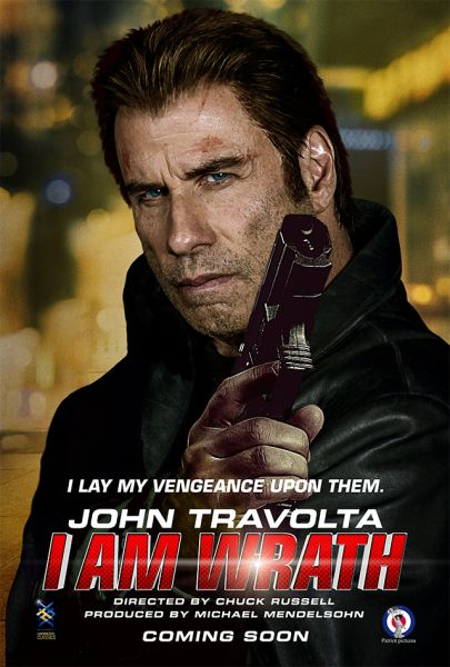 I Am Wrath Movie starring John Travolta | The release date is set to April 29, 2016 |: Teaser Trailer