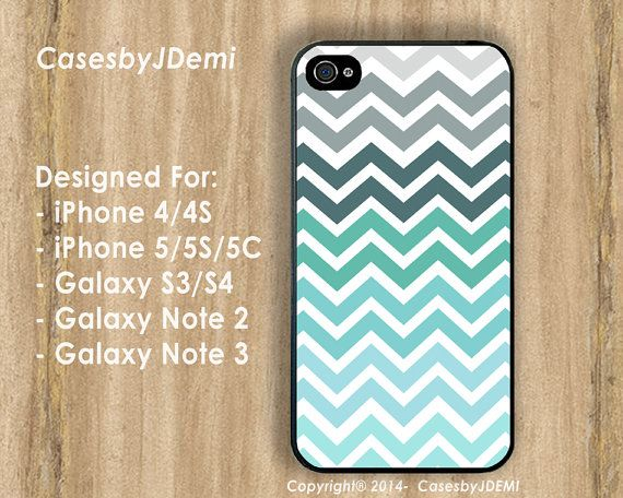 Stripes Patterns Chevron iPhone Case Plastic by CasesByJDemi, $8.99