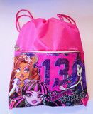 Official Monster High Swimming Bag / Gym Bag - Large Size | Kids Character Clothing, Bedding and Accessories | Cooldudes Kids Australia