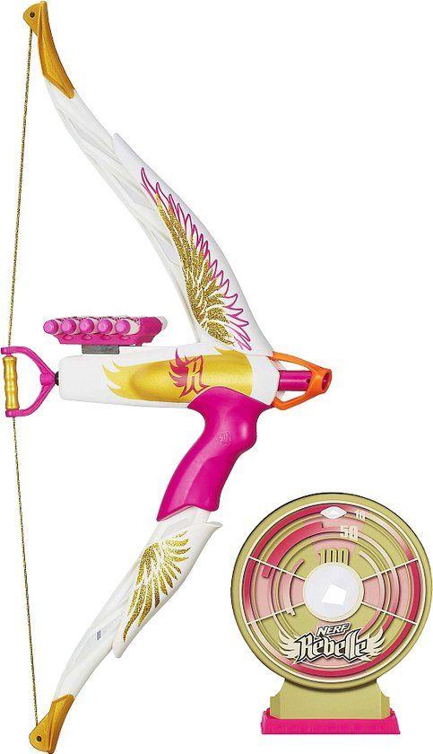 NERF Rebelle Golden Bow - Boog