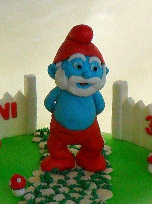 Made In  Cake Topper