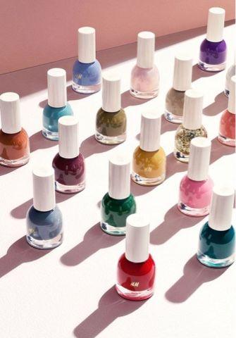 La chica de bailarinas rosas : Nuevos productos de belleza en H&M