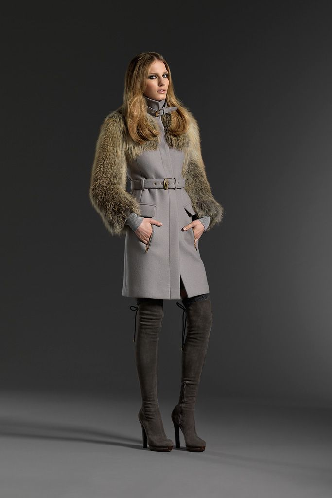 Winter 2011 Inspiration Thigh high boots are here to stay in winter 2011  (with wool & fur) Thigh high stocking boots are here to stay!