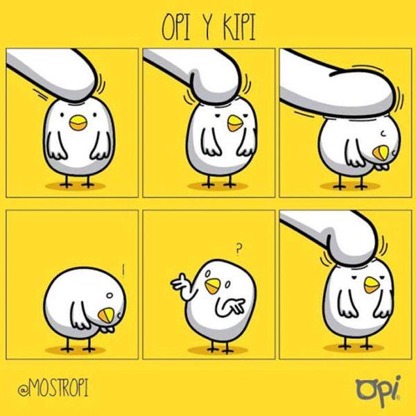 Fotos chistosas: Opi y kipi →  #Fotosgraciosas #Imagenescomicas #Imagenesconhumor #imagenesdivertidas #imagenesgraciosas