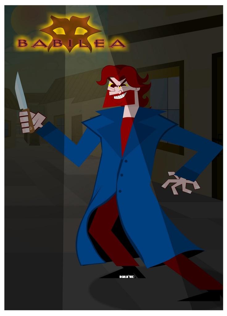 Robber#1