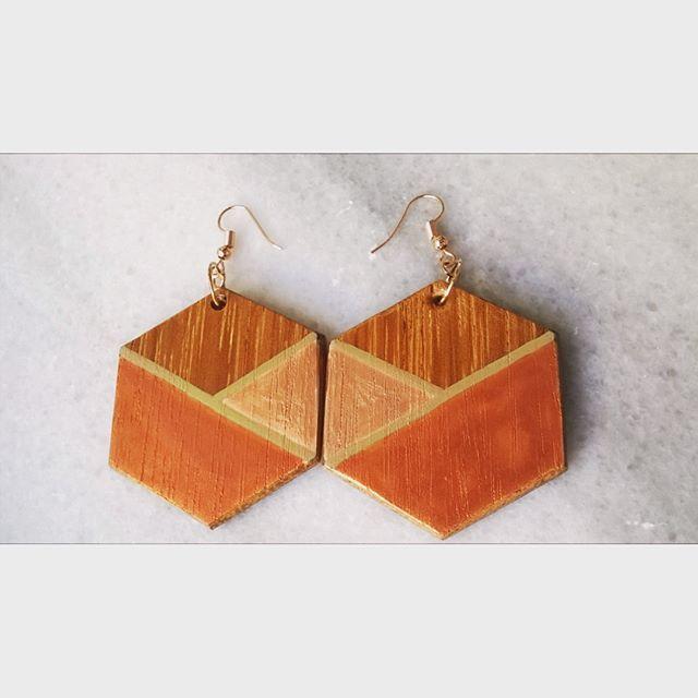 #shewoods #summer2017 #greece2017 #earrings #handpainted #handmade #wooden #jewellery #shewoods