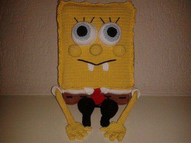 Spongebob kussen