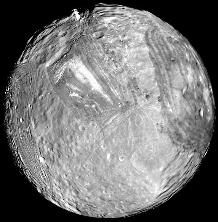 internal uranus moon miranda - photo #9