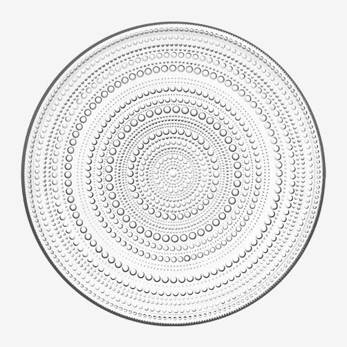 Iittala - Products - Eating - Dinnerware - Plate 315 mm clear