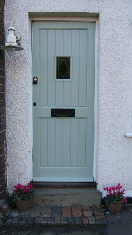 Cottage style home idea door style by the period door for Back door styles