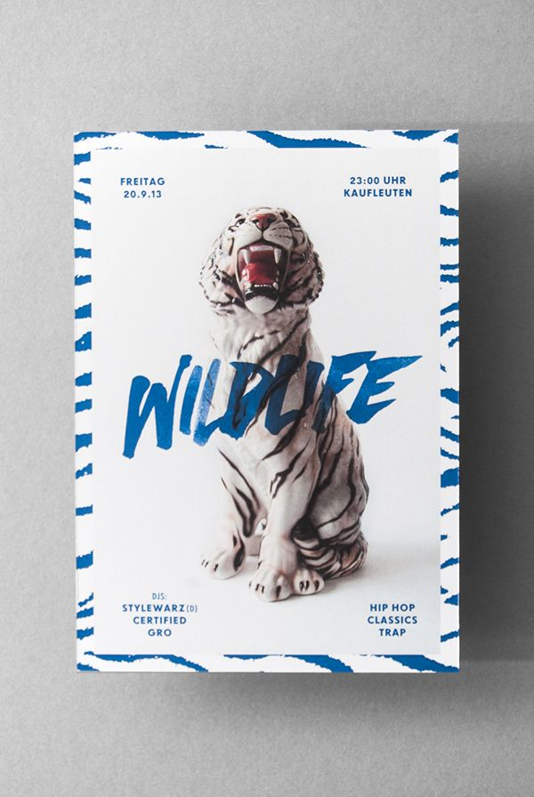 Wildlife on Behance