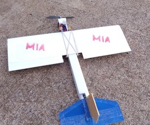 How to. make model. aircraft. wings. with. foam. board