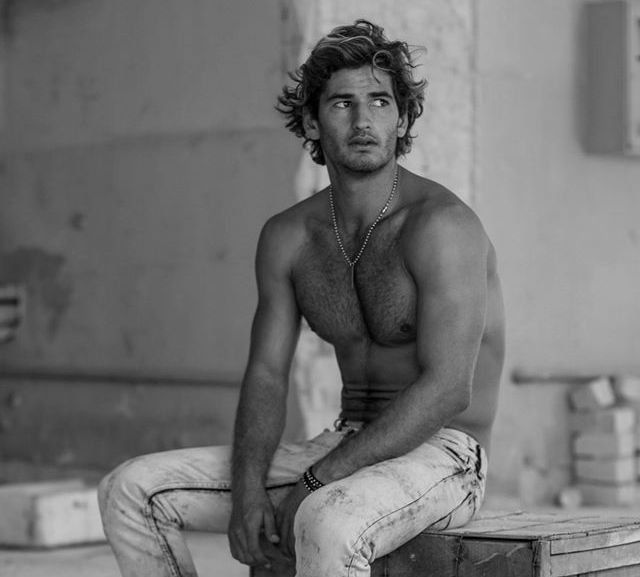Israel, You Just Got Even Hotter! Israelie #Photographer Ori Taub makes photos of men in a total different way #telaviv #stereotypes