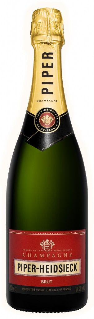Piper-Heidsieck champagne... beloved by Marie Antoinette and Marylin Monroe...