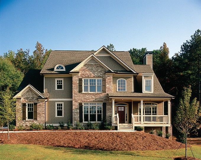 Eplans french country house plan peerless curb appeal 2883 square