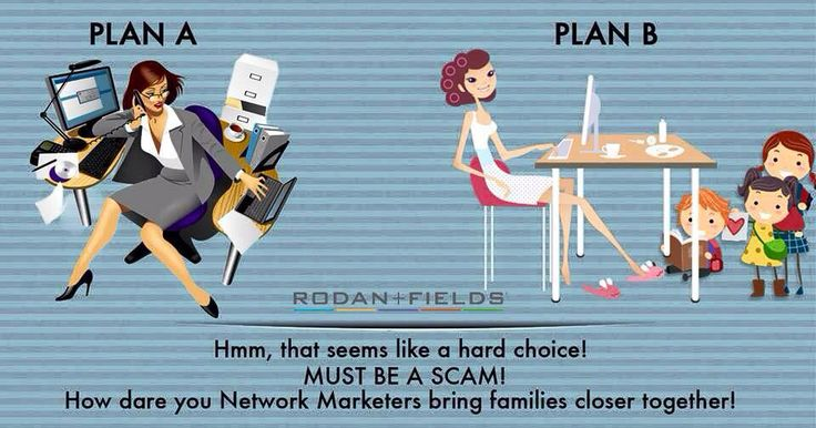 Do you need a plan B? Do you want to be a stay at home mom? Travel? Whatever it is- Rodan and Fields is the real deal! No scam! I love being home with my 3 babies! Join now! Go to my website! Jasonandalison.myrandf.biz