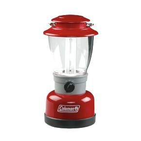 Take the water and impact-resistant Coleman® 4D Classic Personal Size Lantern wherever you go. The large bail handle makes it easy to carry anywhere, shining up to 140 lumens of light with a runtime of up to 14 hours on high and 19 hours on low.
