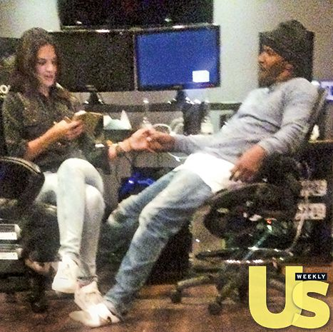 A year-and-a-half after they first hooked up, Katie Holmes and Jamie Foxx are still (secretly!) going strong.
