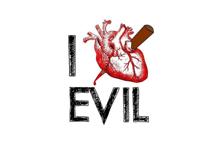 I Love to Stake Evil!