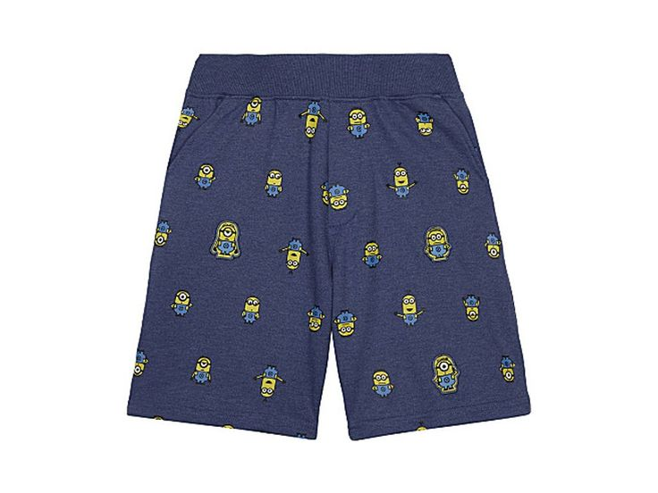 FABRIC FLAVOURS Minions characters cotton-blend shorts 3-8 years
