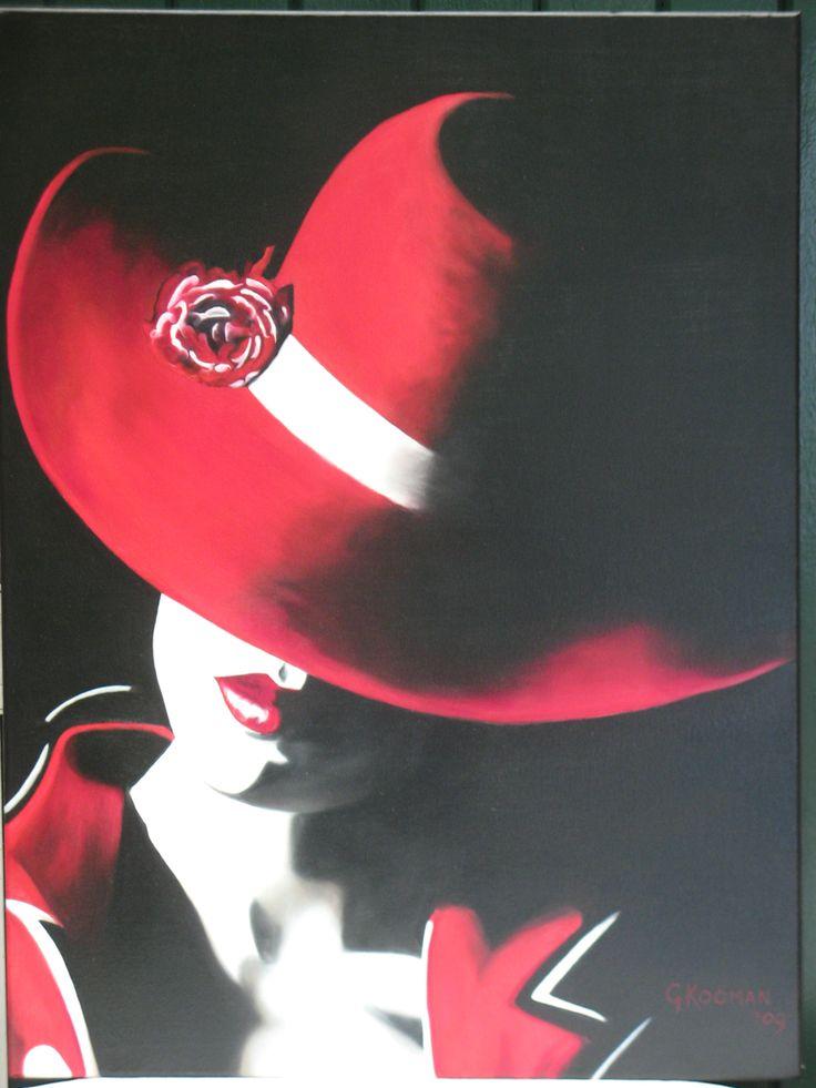 Geko Schilderijen www.geko-schilderijen.nl900 × 1200Buscar por imagen 'mijn rode paraplu' -80x60 cm. Pablo Lorenzi PINTOR - Buscar con Google