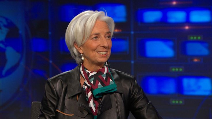 @TheDailyShow Jon Stewart misses opportunity to ask #IMF director about quid pro quo loans that benefit corporatocracy & cultural assimilation over 3rd world recipients' interests.