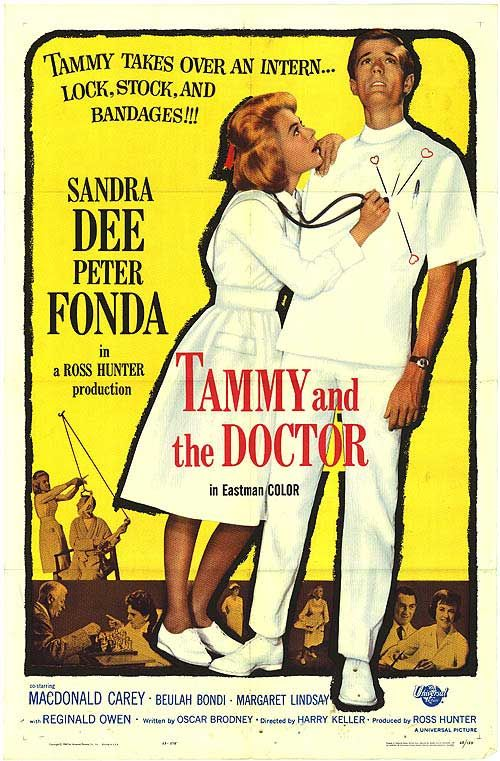 doctor movie posters   TAMMY AND THE DOCTOR POSTER ]