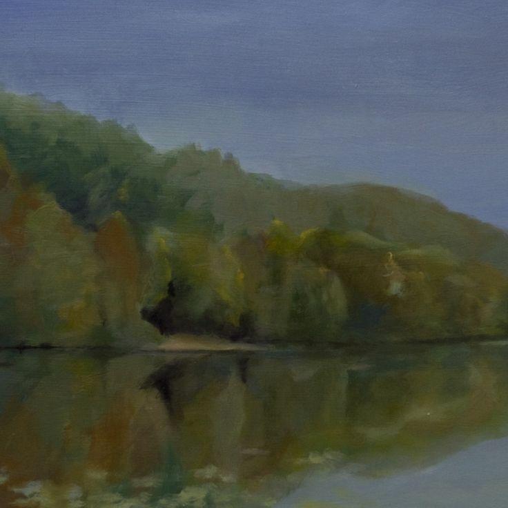 Harasov oilpainting, 90 x 51 cm
