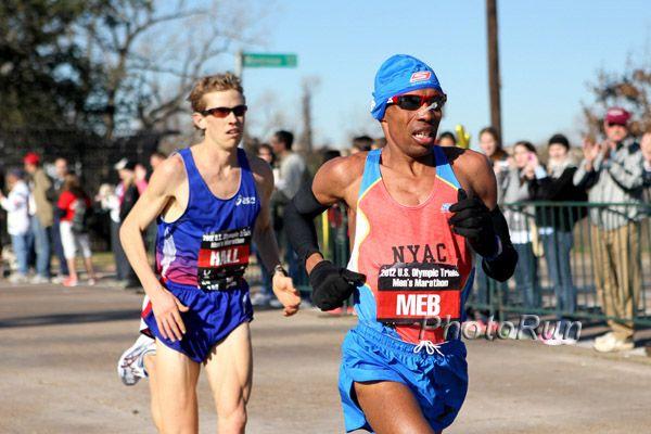 Who's the Better Marathoner, Ryan Hall or Meb Keflezighi ...