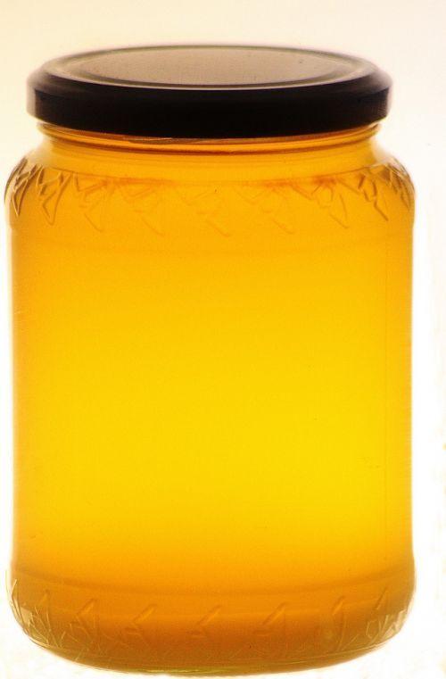 Pot de miel pour masque visage