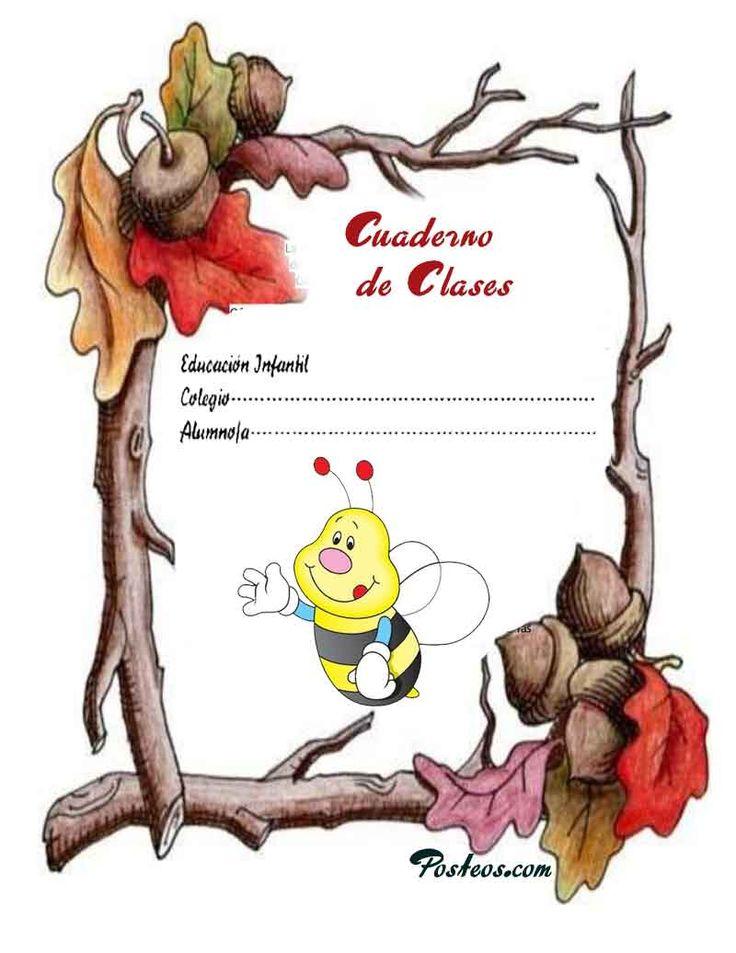 Dibujos escolares para imprimir imagenes caratulas para for Cancion jardin de rosas en ingles