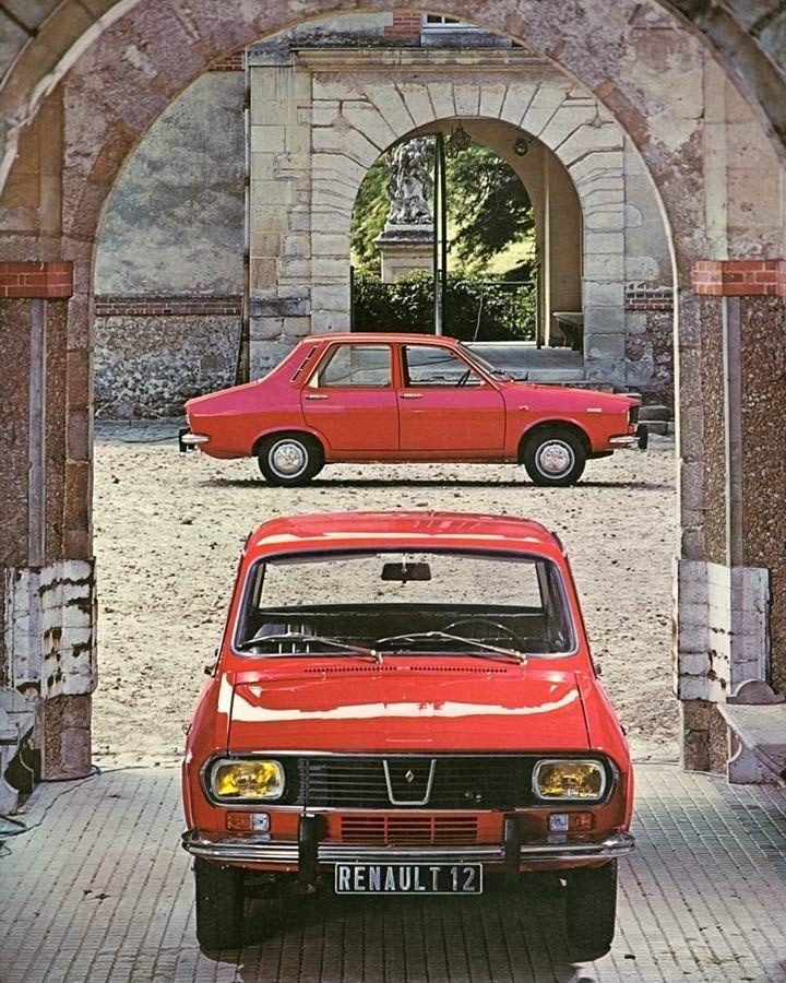 Renault 12 TL - 1969