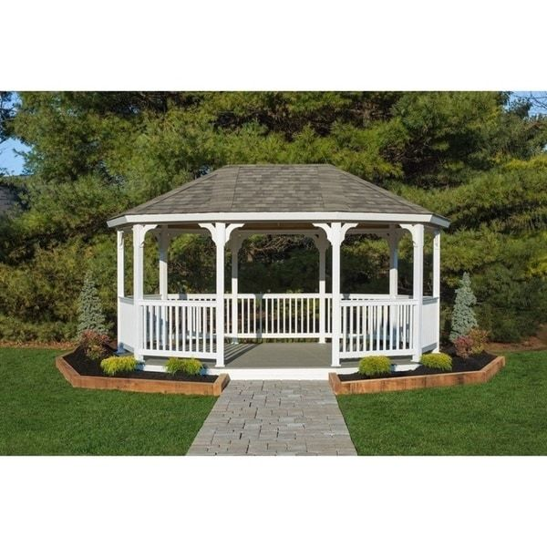 Overstock Com Online Shopping Bedding Furniture Electronics Jewelry Clothing More In 2020 Pergola Patio Gazebo Pergola Gazebo
