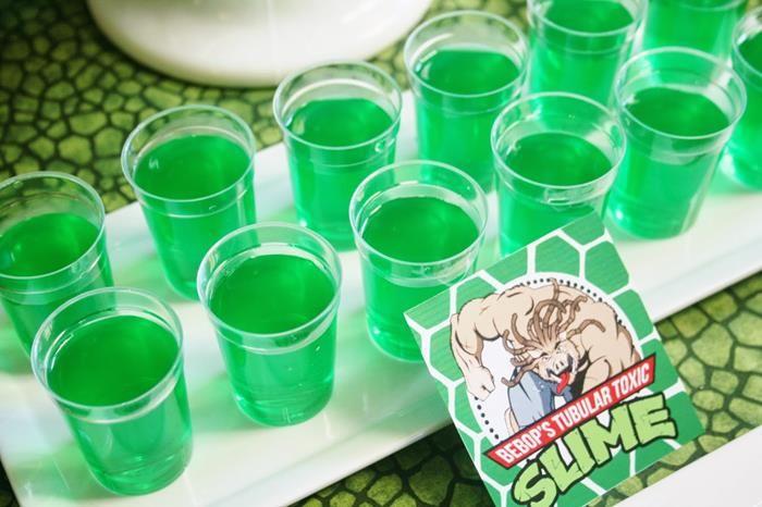Teenage Mutant Ninja Turtles Party with Lots of Really Cool Ideas via Kara's Party Ideas KarasPartyIdeas.com #TMNTParty #PartyIdeas #Supplies (10)