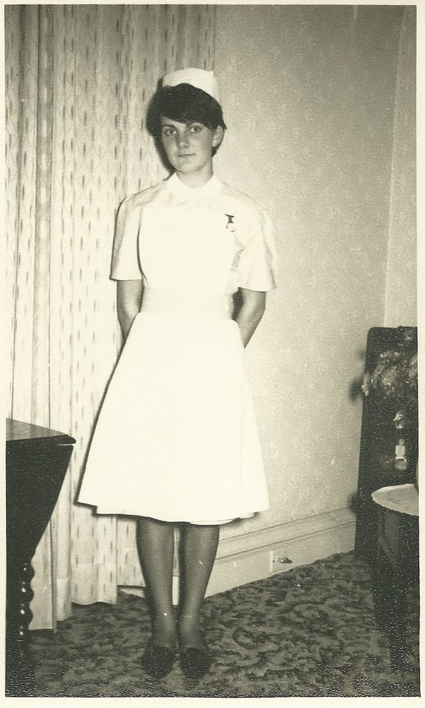 Unidentified+Nurse,circa+1960s