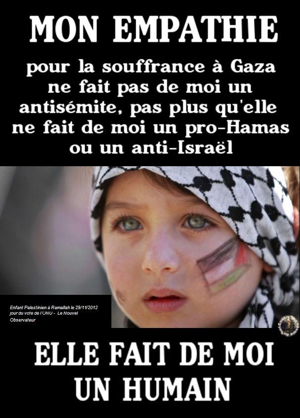 Les Chats Noirs | Solidarité avec la Palestine : éviter l'EPIC FAIL